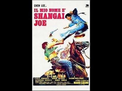 SPAGHETTI WESTERN Shanghai Joe (1973) Il mio nome è Shangai Joe