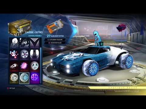 Pack opening rocket league 35 euro