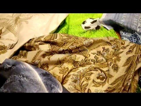 Ткани для постельного белья: бязь, перкаль, сатин