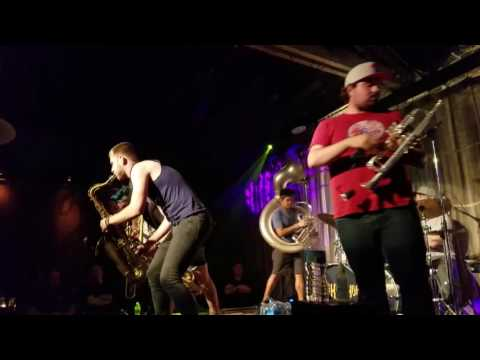 Lucky Chops Live at SPACE Evanston, IL - Hello
