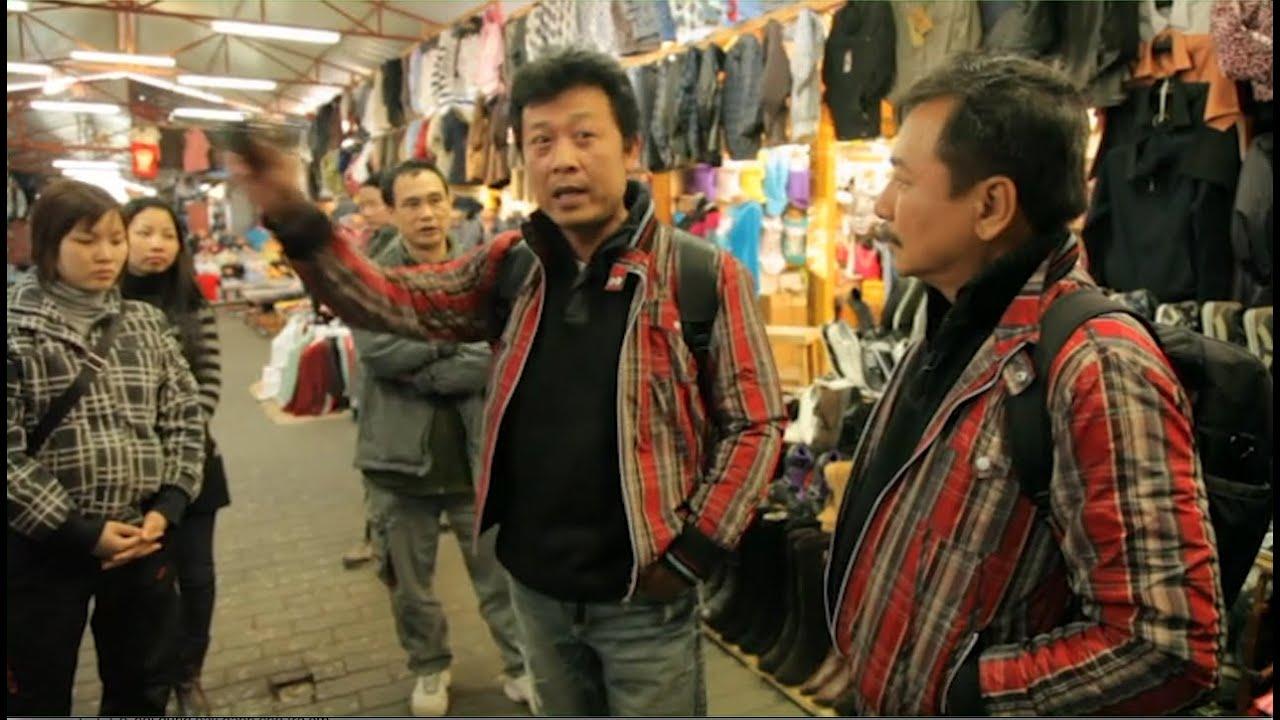 40.000 Bộ Xương Người Tạo Hình Nghệ Thuật   Người Việt Xây Dựng Những Ngôi Chợ Xứ Người Như Thế Nào