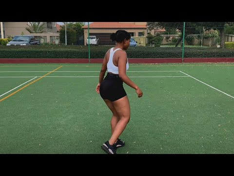 Easy Jerusalema Dance tutorial ||  Steps Breakdown