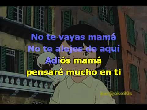 Karaoke Marco .De Los Apeninos a Los Andes (Versión)