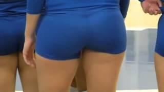 Приятные попы Волейбол 2015
