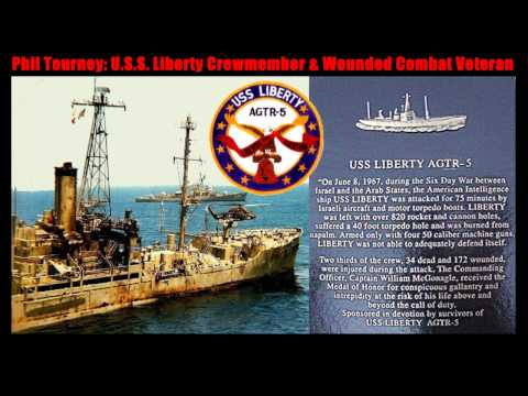 Remember the USS Liberty, Attacked June 8, 1967 - Three Survivors Testimony