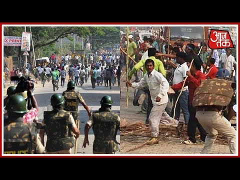 New Video Of Mathura Violence Emerges