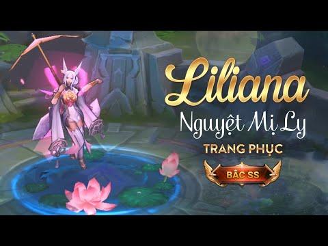 Ết Ziu Goai TV | Liliana Nguyệt Mị Ly và pha cướp tà thần Ceasar đỉnh cao | Liên Quân Mobile