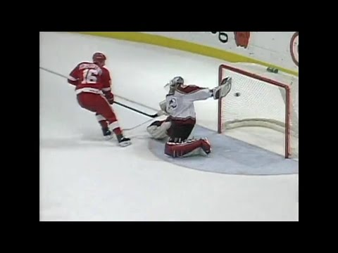 1996 Playoffs: Detroit Red Wings Goals