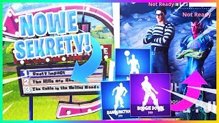 NEW SKINS AND EMOTES IN-GAME + QUESTS ON 6TH WEEK-Fortnite Battle Royale