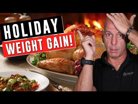 6 TIPS TO AVOID HOLIDAY WEIGHT GAIN!