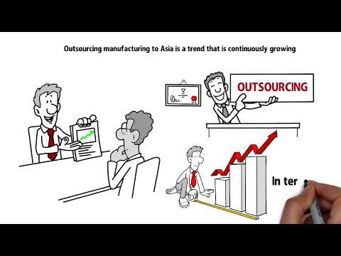 Advantages Of Outsourcing Manufacturing To Asia