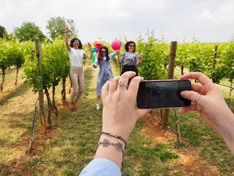 SgaiaTour con Cavazza Wine  alla Tenuta La Cicogna di Alonte (Vi)