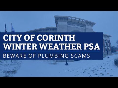 PSA: Beware of Plumbing Scams!