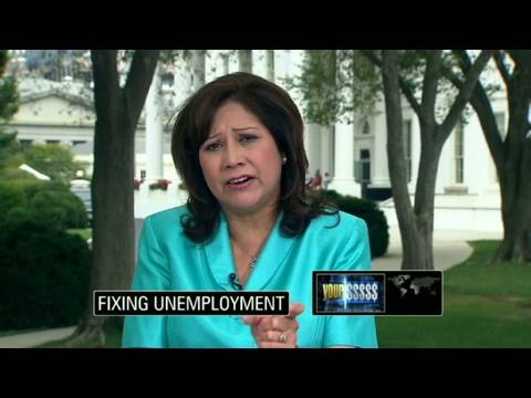 CNN: Secretary of Labor: U.S. adding jobs