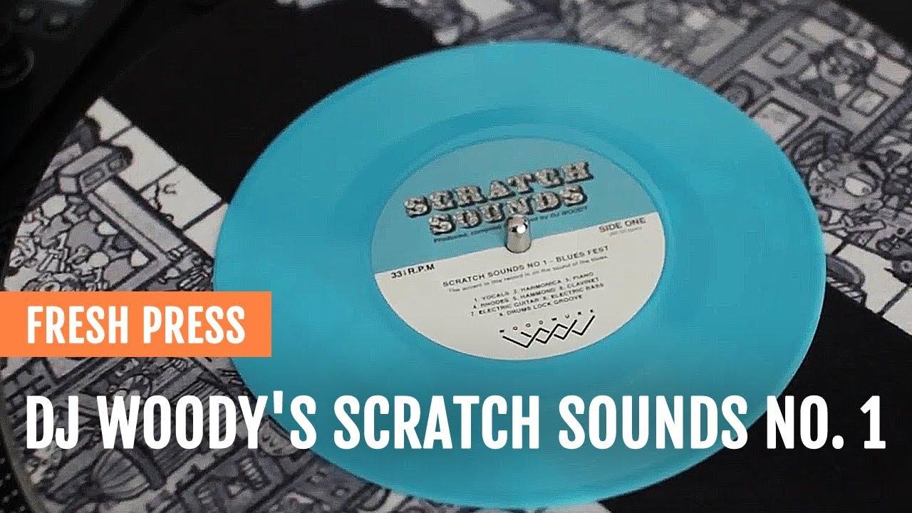 Antriks Reviews DJ Woody's Scratch Record, 'Scratch Sounds No  1' | Fresh  Press