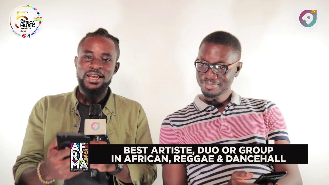 AFRIMA 2018: Who wins Best Artist in Reggae/ Dancehall/ Ragga?