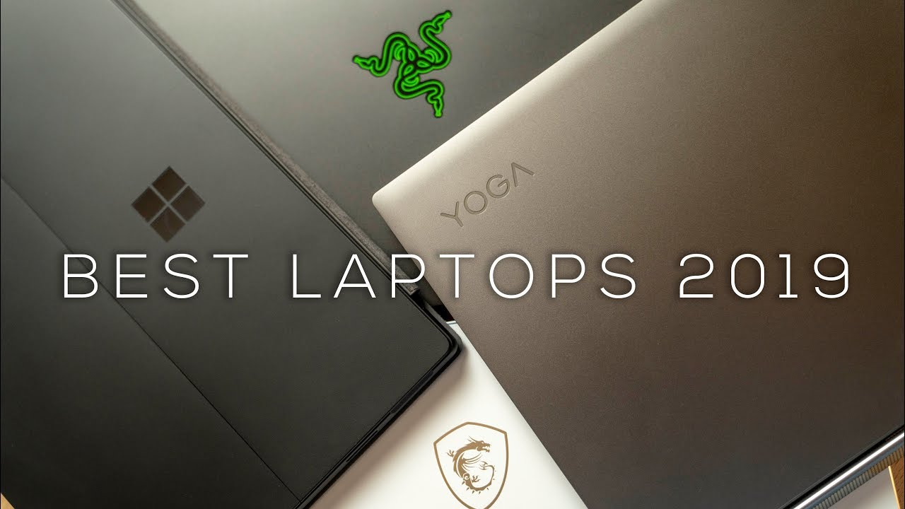 The Best Laptops Coming in 2019!