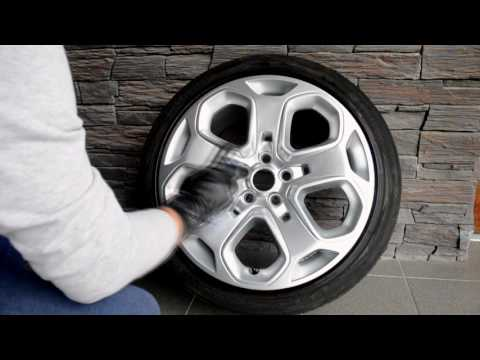 Soft 99 Wheel Dust Blocker | Martin's Garage | Matt Wheels