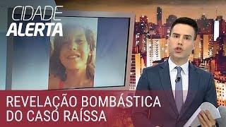 Exclusivo: MP-SP diz que menor abusou sexualmente de Raíssa e a matou sozinho