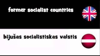 TRANSLATE IN 20 LANGUAGES = former socialist countries