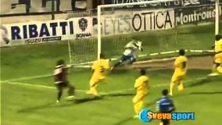 Fidelis Andria-Akragas 0-0 Tricolore Dilettanti Serie D