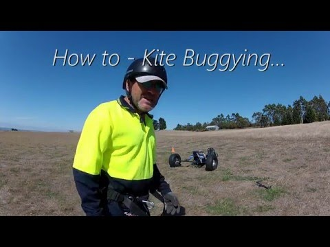 How to - Kite Buggying