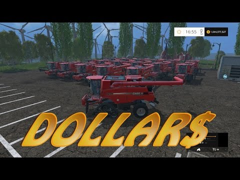 How To Earn 3 Million Dollar$ Every Minute in Farming Simulator 2015 | PS4/PS3/Xbox One & 360