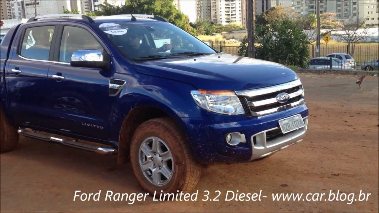 nova ford ranger limited 3 2 diesel youtube. Black Bedroom Furniture Sets. Home Design Ideas
