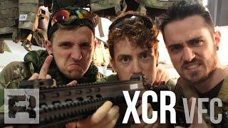 Recensione XCR-VFC Full Metal - ft. SOG Softair