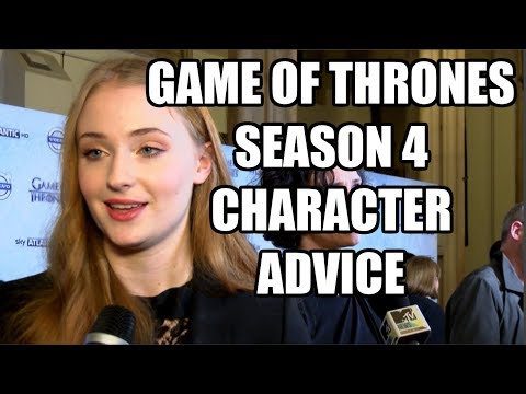 Game of Thrones Season 4 Cast Give Advice To Their Character