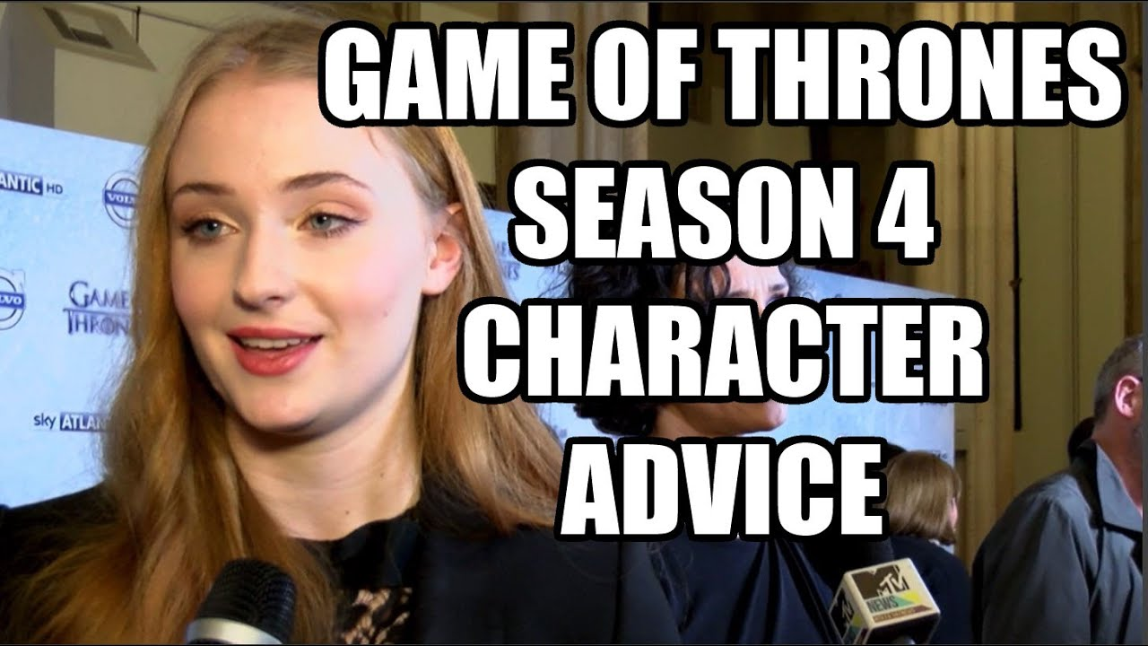 Game of Thrones Season 4 Cast Give Advice To Their ...Game Of Thrones Cast Season 4
