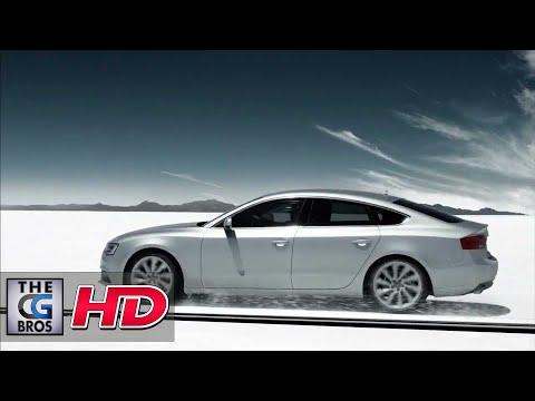 "CGI Commercial: AUDI ""Sharper Drive"""