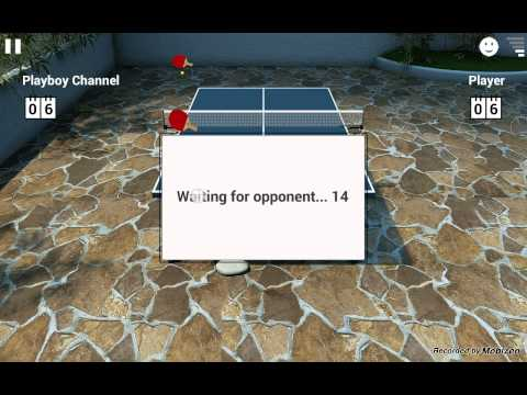 Virtual Table Tennis Multiplayer