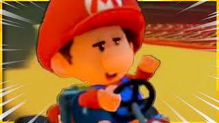 Mario Kart Tour but some funny stuff happens