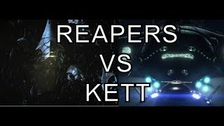 Reapers vs Kett Comparison - Who Is the Better Antagonist?
