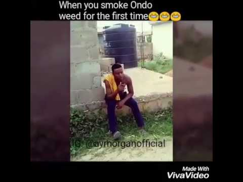 Download When you smoke ondo weed for the first time.. Ay Morgan comedy