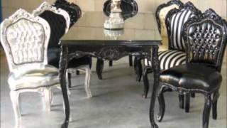 Барокко и Рококо Стиль мебели