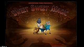 Adventure Time: Finn and Jake Investigations Case 1 - Sweet Sweet Magic