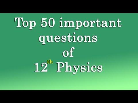12th Physics Book State Board
