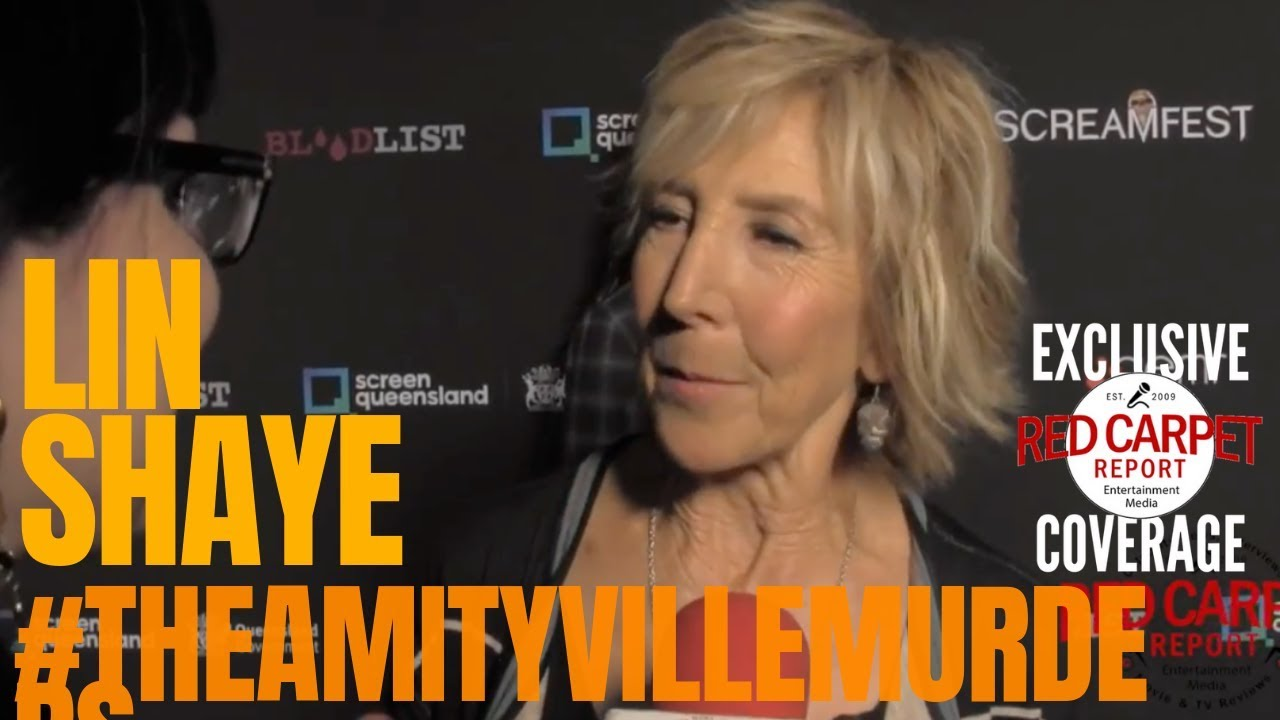 """Download Lin Shaye interviewed at #Screamfest Premiere of """"The Amityville Murders"""""""