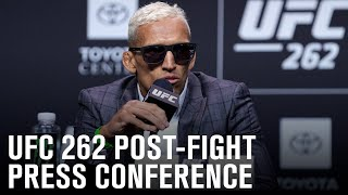 UFC 262: Post-fight Press Conference
