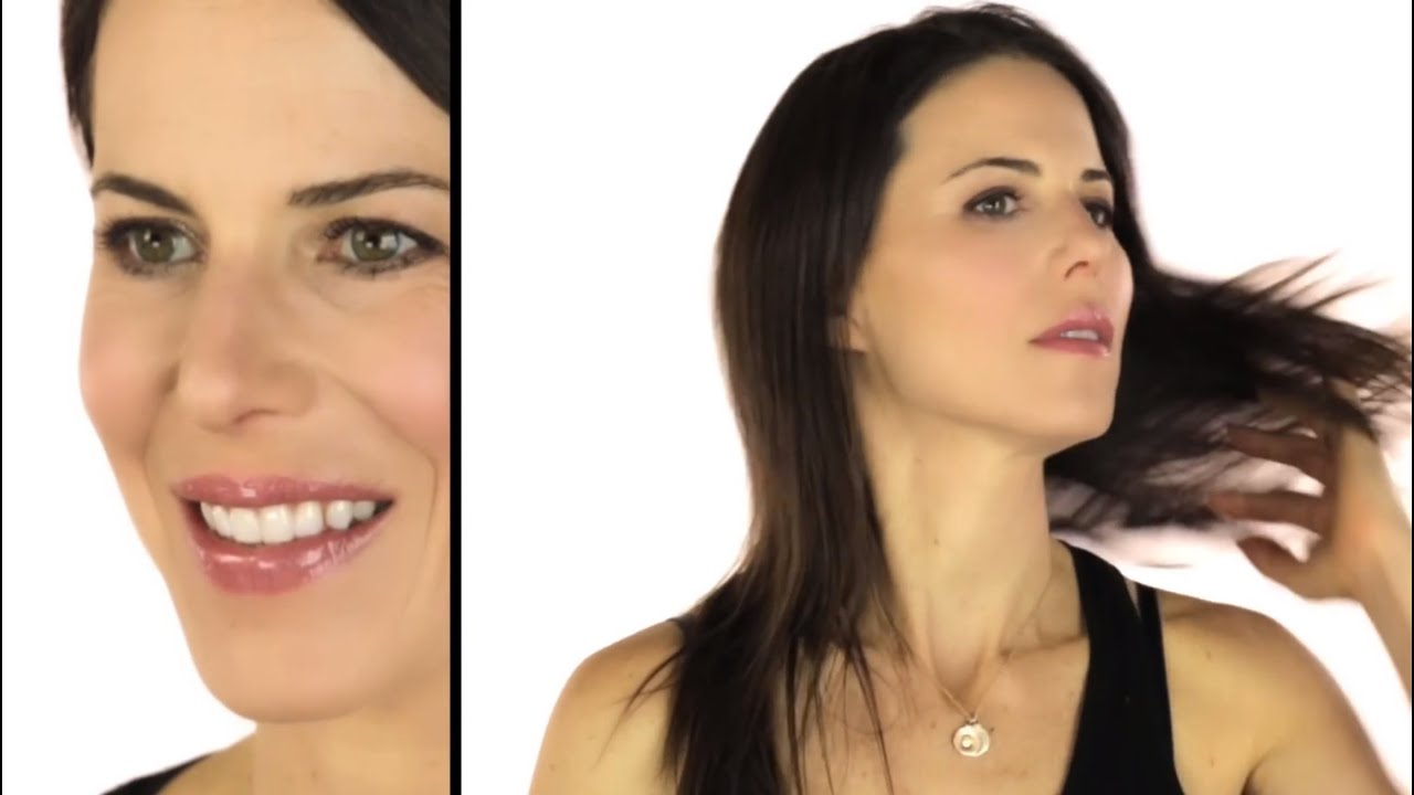 How to enhance natural beauty makeup tutorial by celebrity makeup how to enhance natural beauty makeup tutorial by celebrity makeup artist monika blunder baditri Gallery