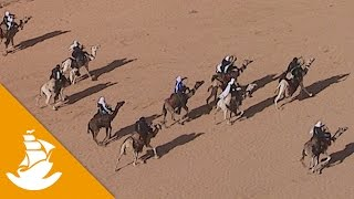 Camel races at Norther Niger