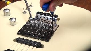 Повна настройка гітари за 60 секунд