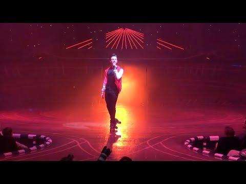 Starlight Express Bochum:The Rollerboys/Kevin Köhler/Tag der offenen Tür 2016