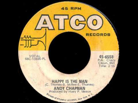 Andy Chapman - Happy Is The Man 1968
