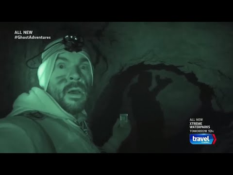 Ghost Adventures / Burp Adventures Scariest Moments On Video Part 2
