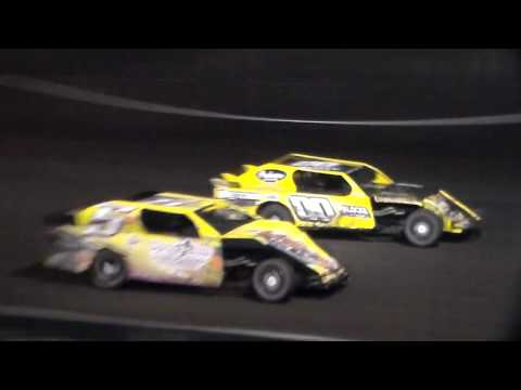 Sport Mod Bmain 1 @ Hancock County Speedway 08/13/16