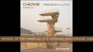 Chicane vs Natasha Bedingfield - Bruised Water (Mischa Daniels Club Mix)