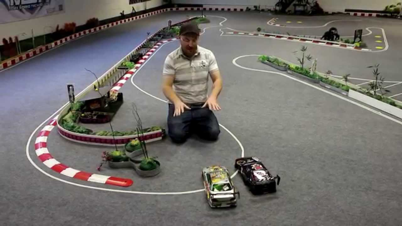 How To Build An Rc Drift Circuit Soul Rc Youtube